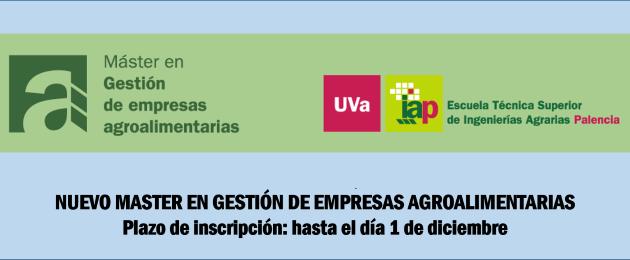 Máster en Gesti�n de Empresas Agroalimentarias