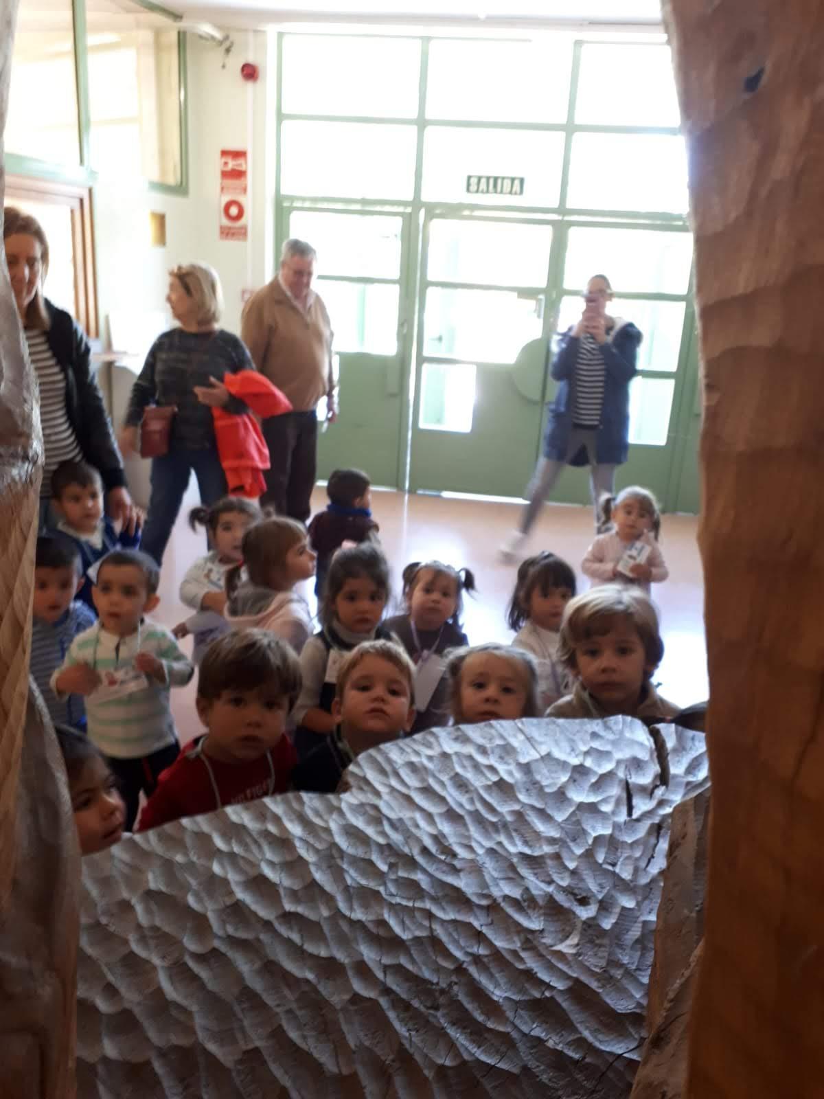 Visita A La Etsiiaa De La Escuela Infantil De Venta De Banos