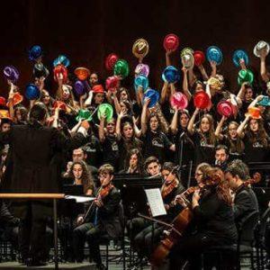 Coro Voces Blancas y la JOUVa en concierto @ Teatro Calderón de Valladolid | Valladolid | Castilla y León | España